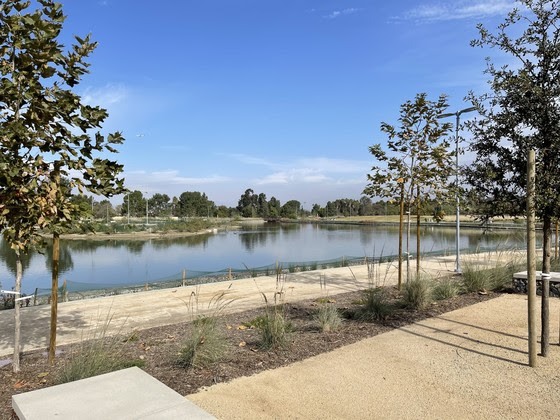 Enjoy The Outdoors At The Newly Opened Earvin Magic Johnson Park