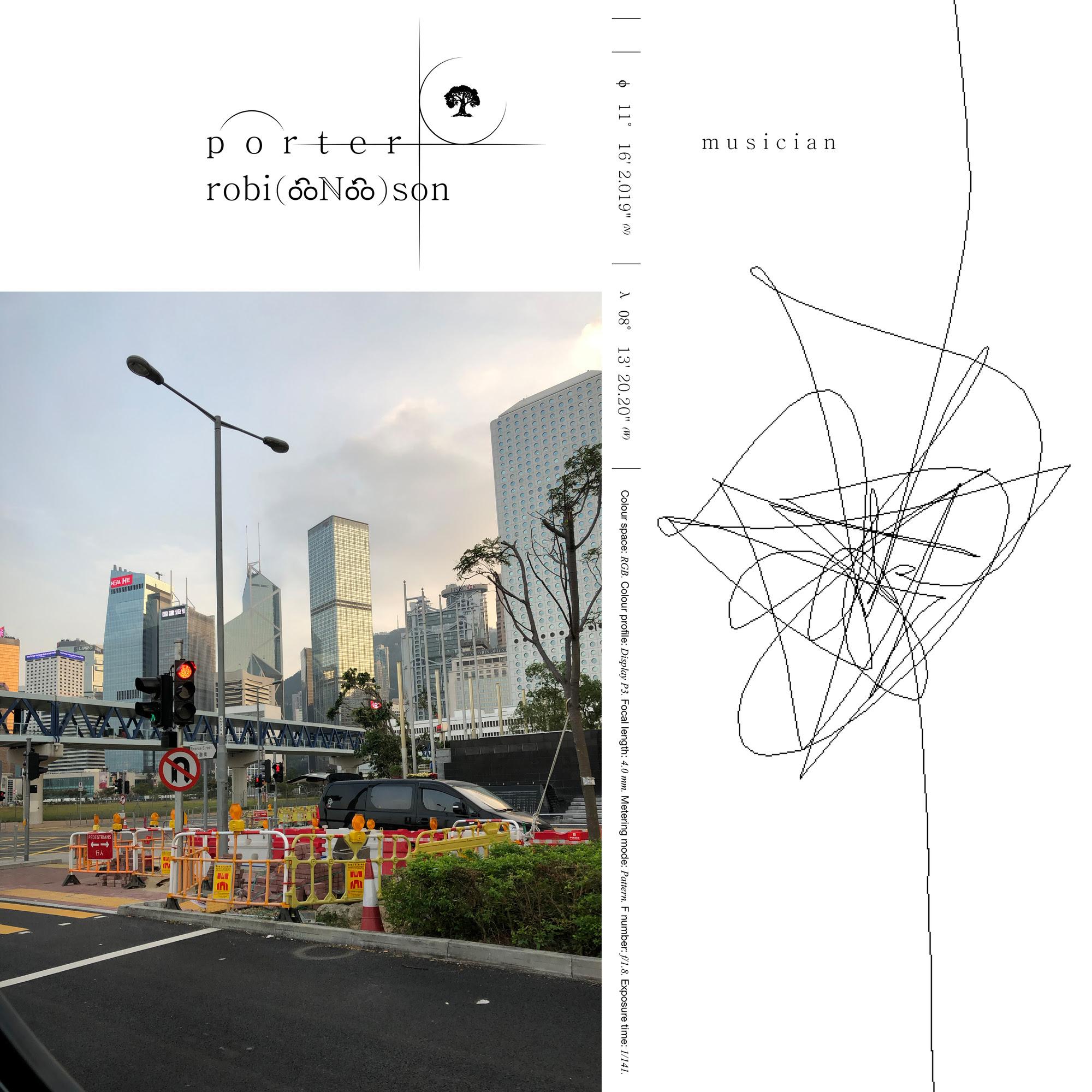 Musician - Porter Robinson Cover Art