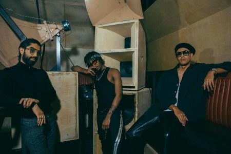 Mek Money Promo Still - Ape Drums Projexx Silent Addy