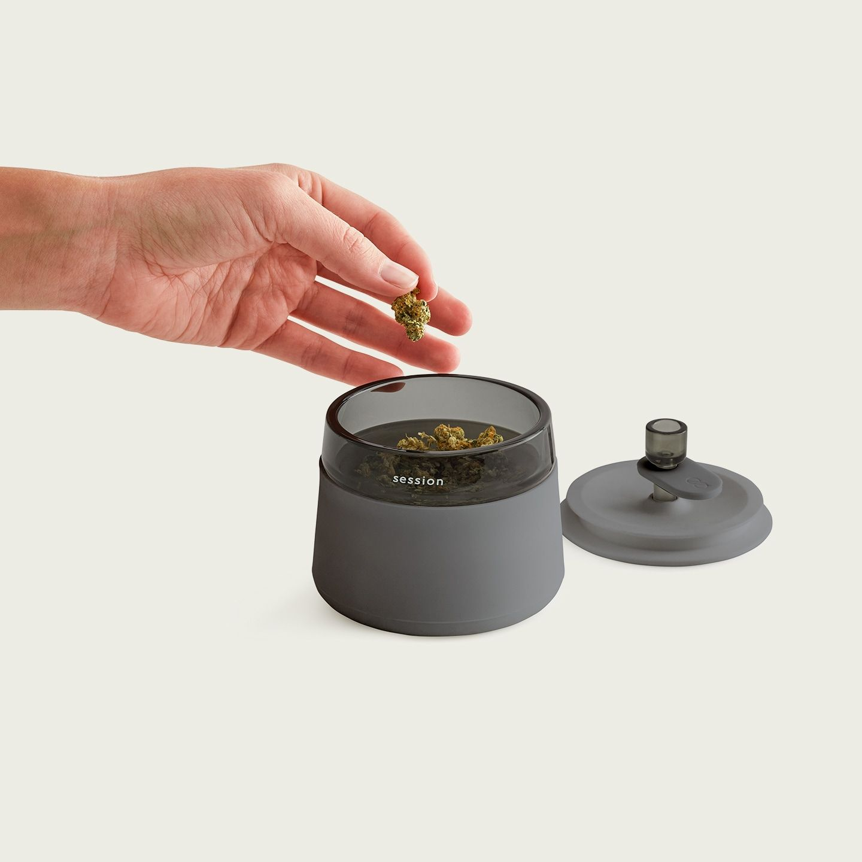 Session Goods Stash Jar
