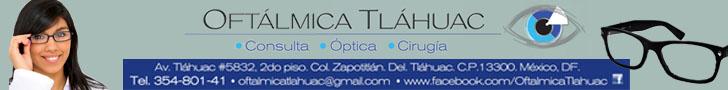 Banner Oftalmica