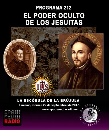 PROGRAMA 212: EL PODER OCULTO DE LOS JESUITAS.