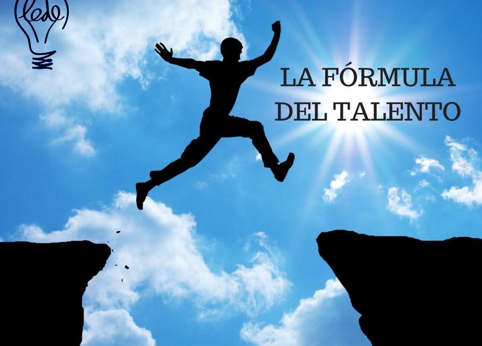 La fórmula del talento