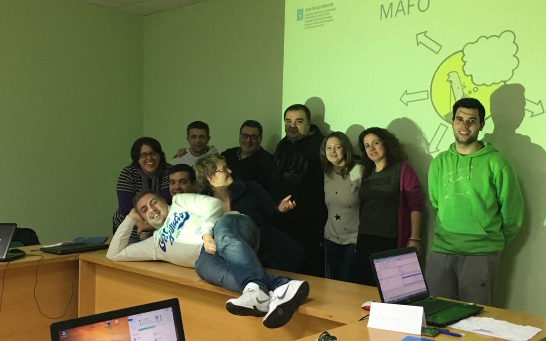 Inserción Laboral y Formación para la Igualdad, Admon de Servicios- Villalba