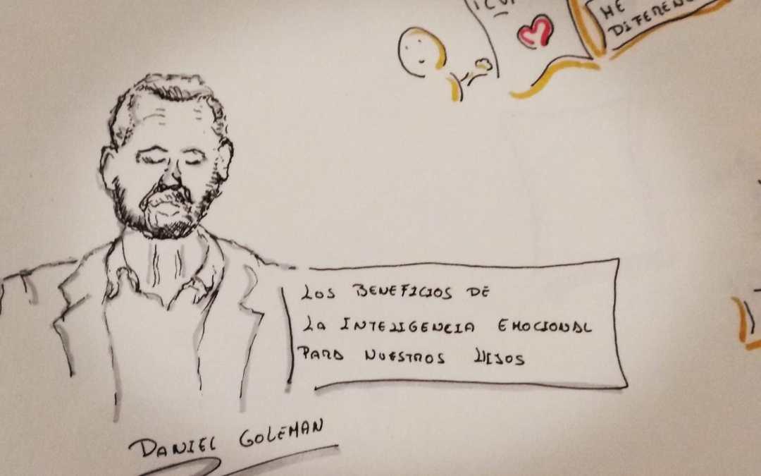 La importancia de la inteligencia emocional para nuestros hijos. Daniel Goleman