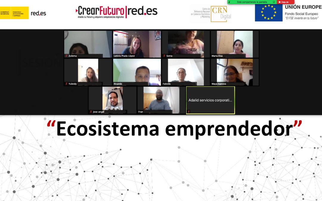 Herramientas para el Emprendimiento (Castilla la Mancha, Andalucía y Canarias)