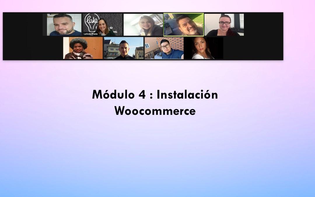 Creación y gestión de tiendas online