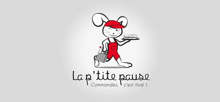 La P'tite Pause - Logo