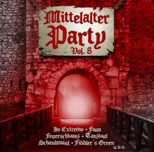 Mittelalter Party Vol. 8 Album Cover