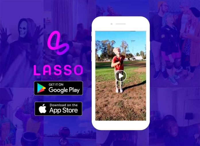 Cómo es Lasso, el clon de TikTok que Facebook prueba en México