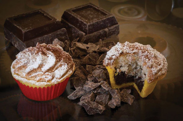Bocconotto Mandorle e Cioccolato