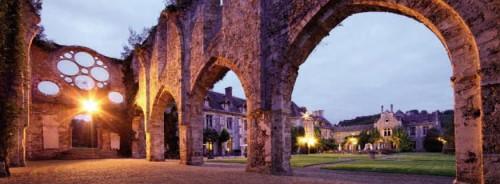 abbaye des vaux de cerney