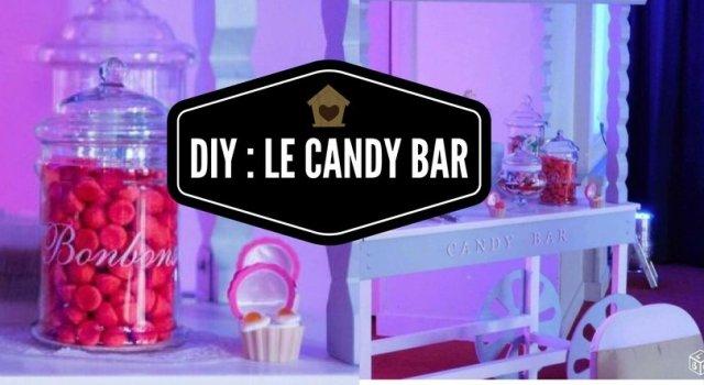 candy bar mariage -wedding planner paris - la fabrique a mariage
