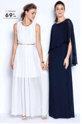 Tati mariage robe fayanne - La fabrique à mariage