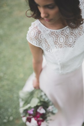 ENSEMBLE ROSE1 - les mariées fox - la fabrique a mariage