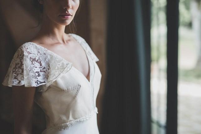 ROBE ELINA- les mariées fox - la fabrique a mariage