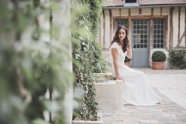 ROBE NACERA- les mariées fox - la fabrique a mariage