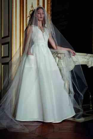 Alexis_Mabille-monoprix- la fabrique a mariage LOOK1
