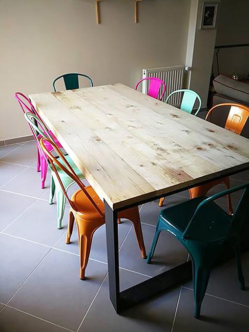 quelles dimensions pour ma table a