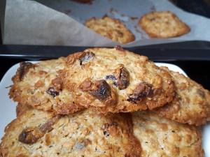 Cookies extras au granola