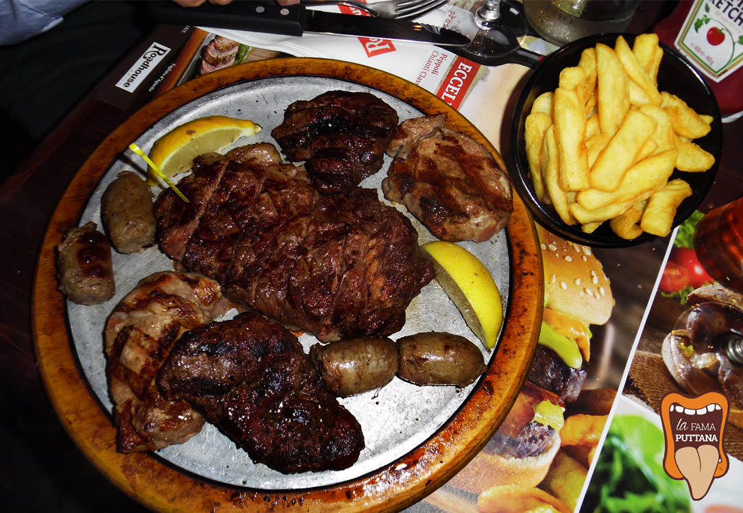 Roadhouse Grill: Quando si dice SteakHouse