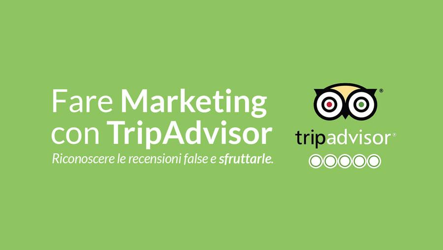 Fare Marketing con TripAdvisor