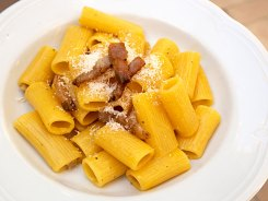 ricetta originale carbonara day