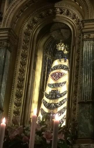 Madonna di Loreto, Santuario della Santa Casa