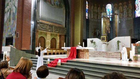Adorazione e danza a Gesù