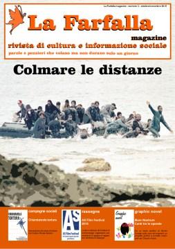 La Farfalla magazine - Numero 3 - Copertina