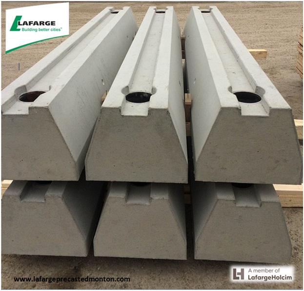 Custom Specification Concrete Sleepers Lafarge Precast