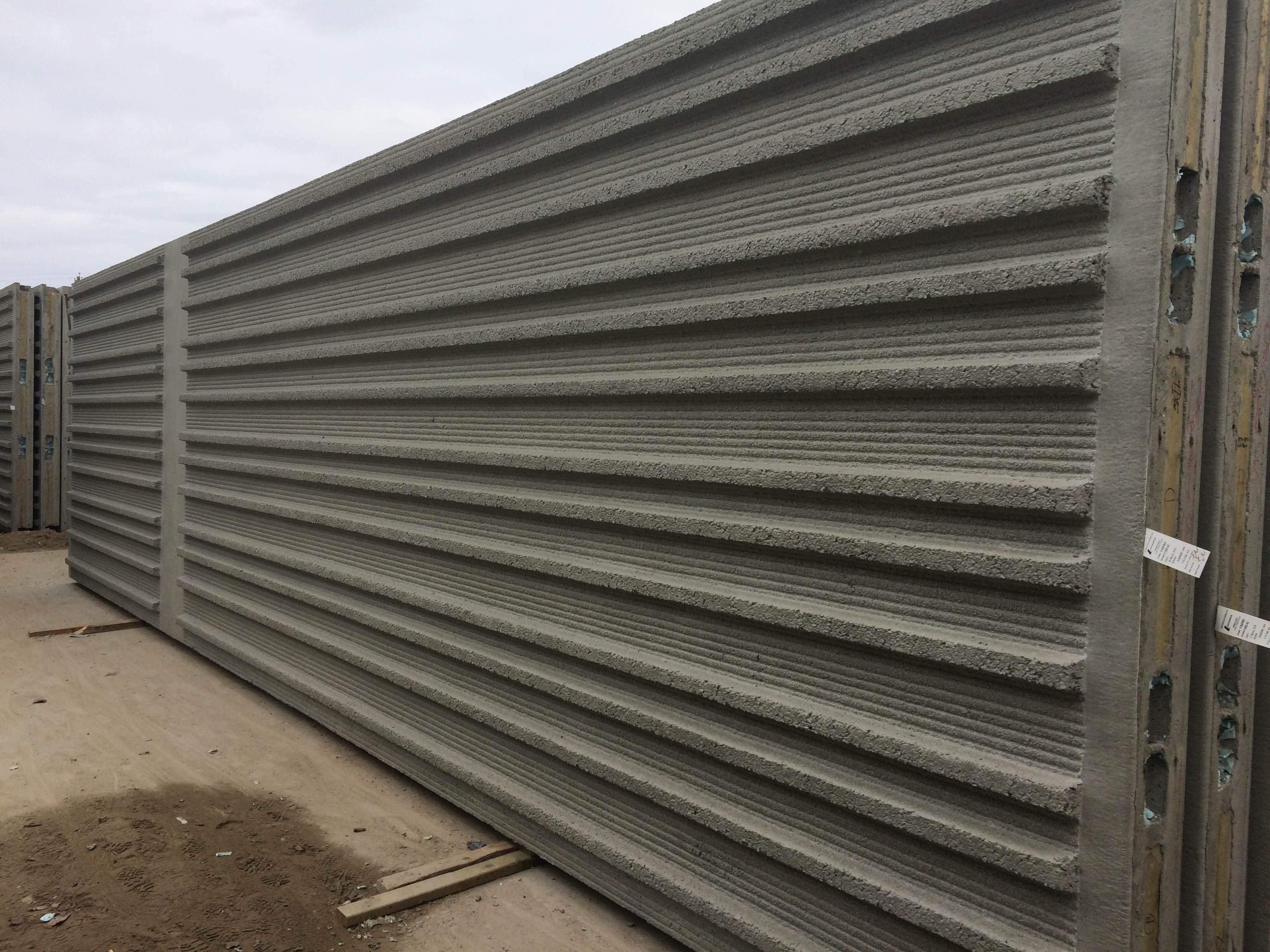 Precast Wall Panels : Horizon business park building d previous lafarge