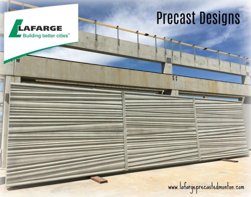 Concrete Form Liners Alberta Lafarge Precast Edmonton