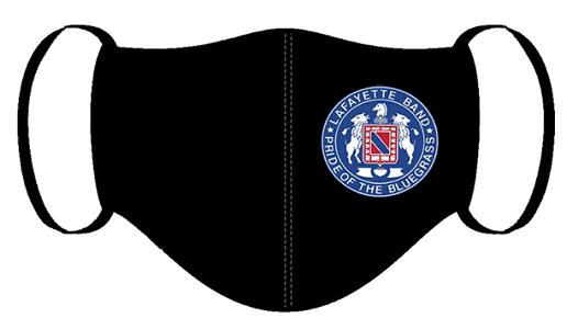 Band Logo Masks