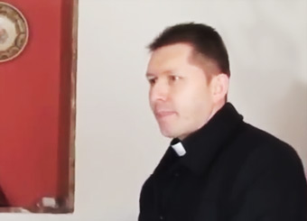 Padre Wilson Salazar