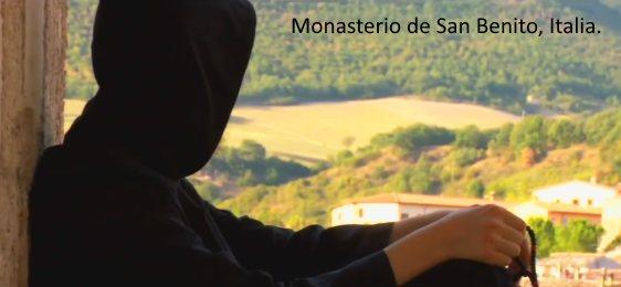 Monjes del Monasterio de San Benito