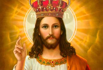 Cristo, Rey del Universo