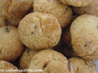 Cookies sans oeuf sans lait et sans arachide