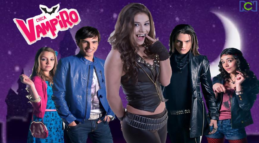 Chica Vampiro - activités pour enfant