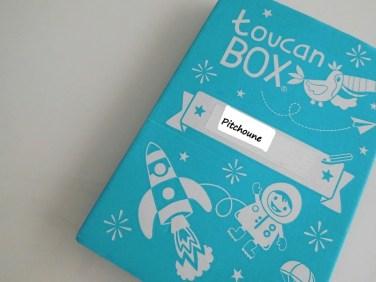 toucan box gratuite