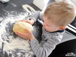 pâte à beignets
