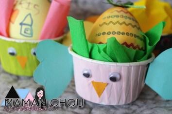 bricolage enfant pour Pâques