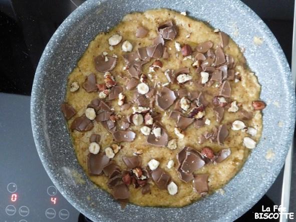 recette facile cookie