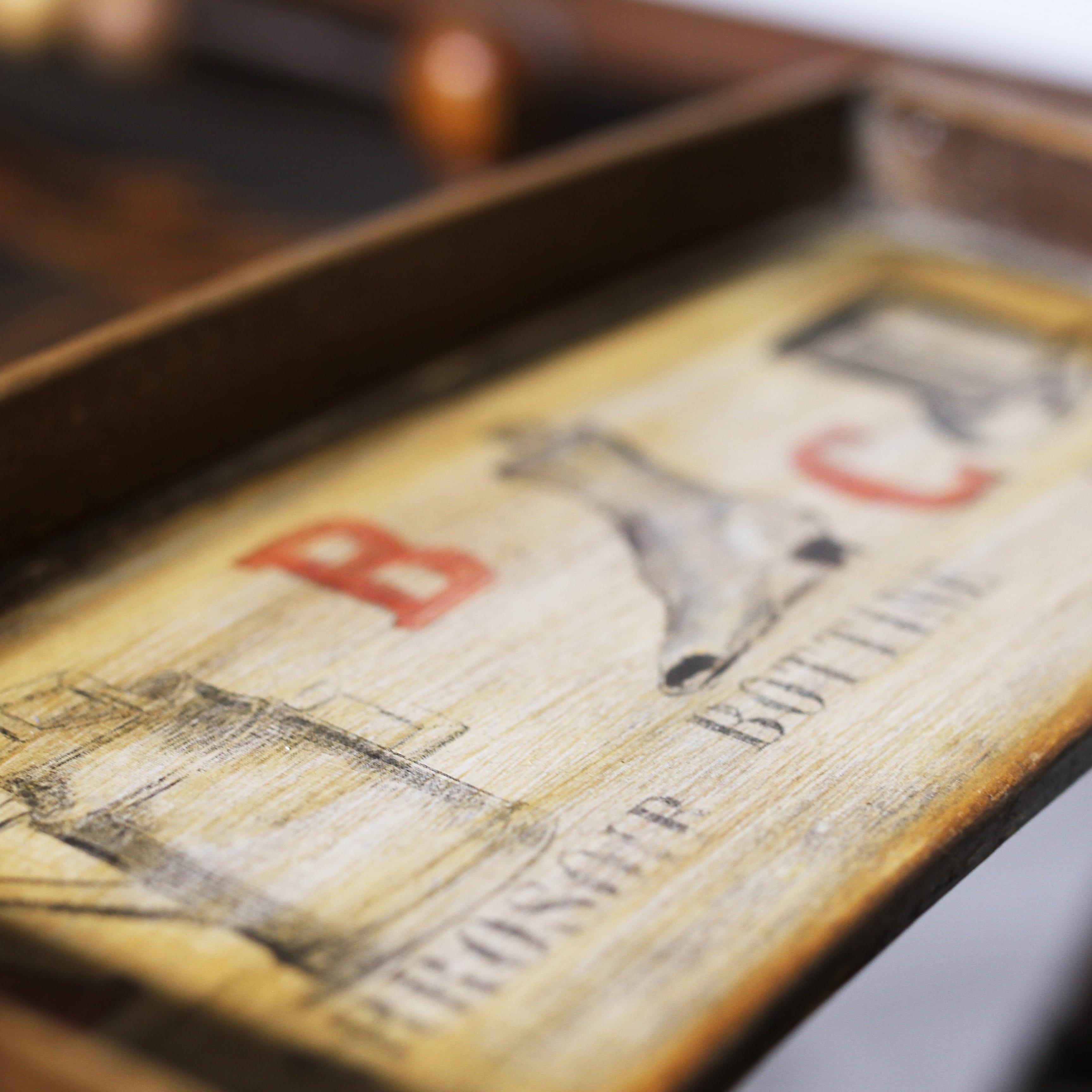 Comment Reussir Le Transfert D Image Annie Sloan Ce N Est Pas Que La Chalk Paint 4 La Fee Caseine