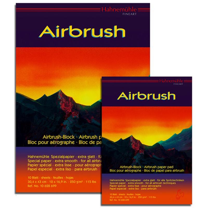 Bloc papier AIRBRUSH