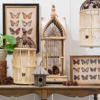 cage à oiseaux - volière