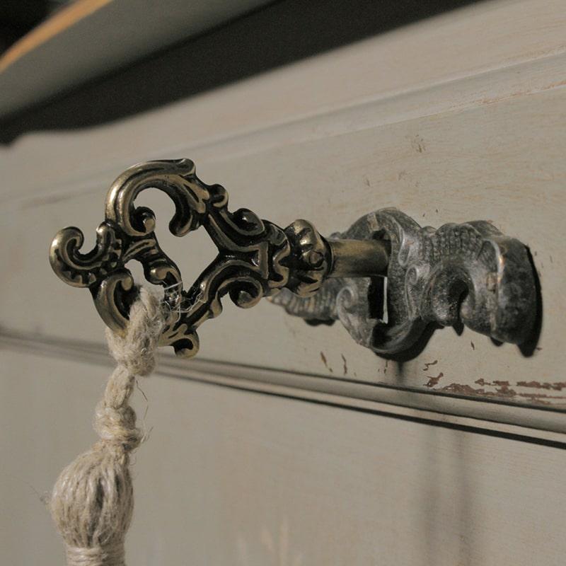 détail d'une clef vintage
