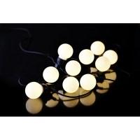 Rallonge Guirlande Guinguette LUCAS (ampoules givrées)