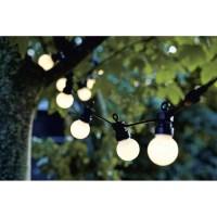 Guirlande Guinguette LUCAS (ampoules givrées)