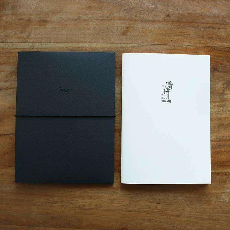 Dossier - Journal de voyage BLACK
